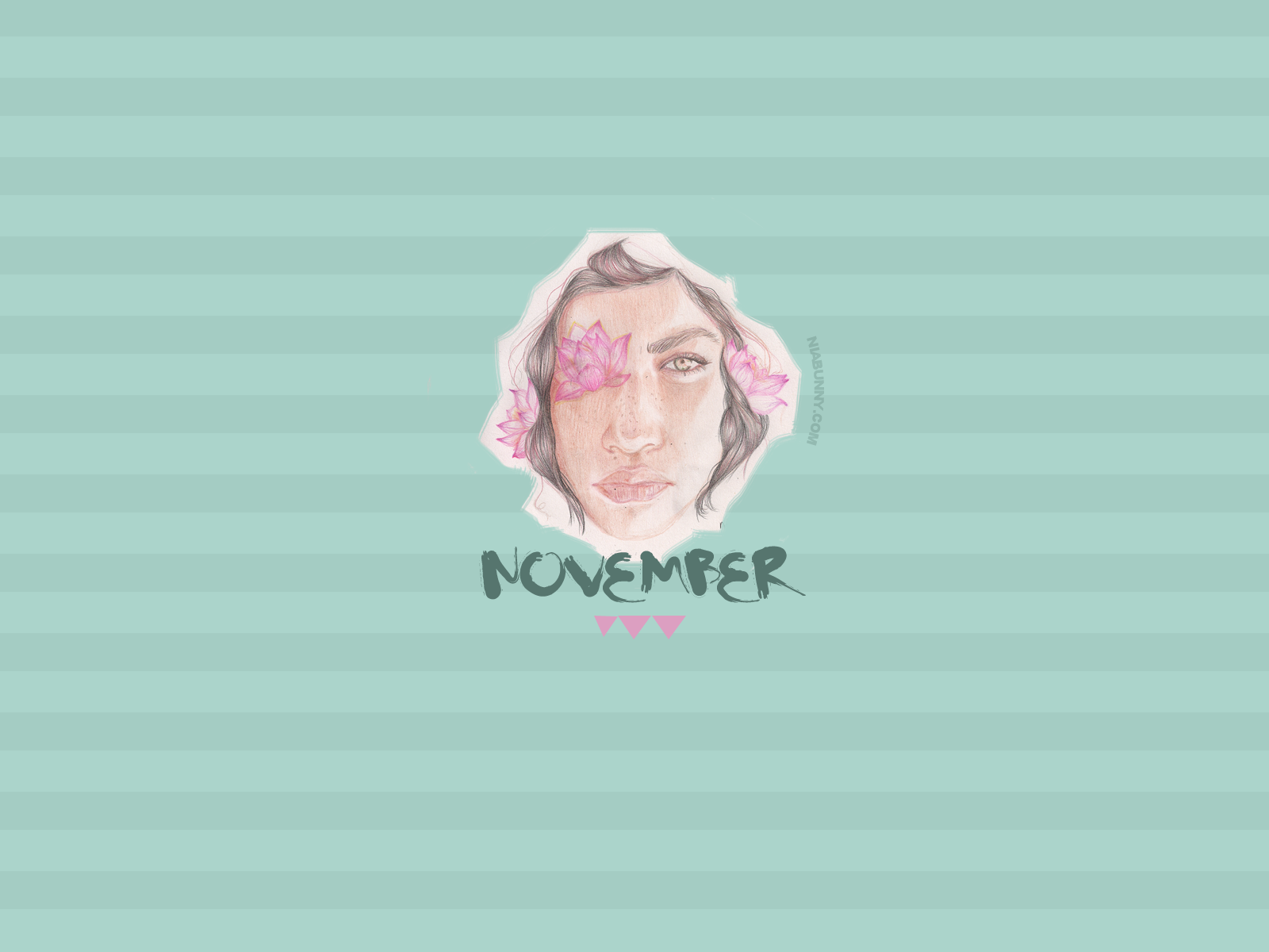 November Wallpaper Niabunny.com