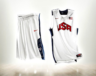 Usa Basketball Team 2012 Nike Uniform HD Wallpaper