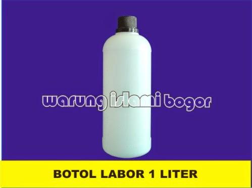 Jual Botol Plastik HDPE 1 Liter