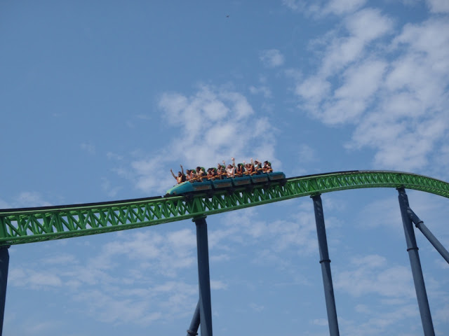 Kingda Ka Six Flags