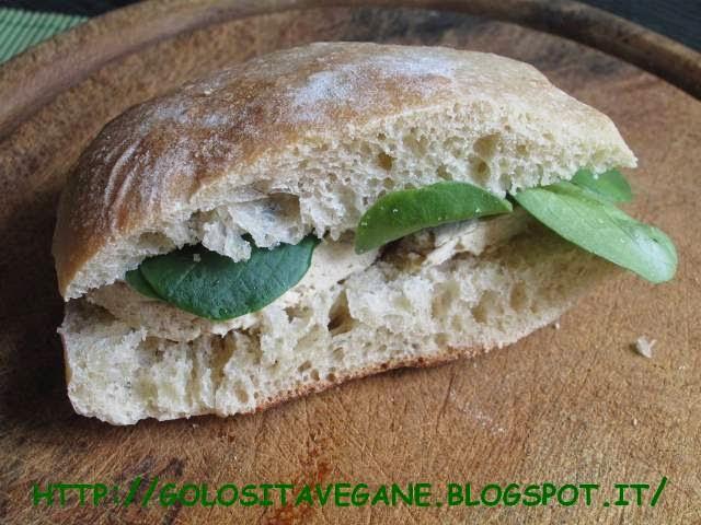 ciabatte, farina semi integrale, forno, licoli, lievitati, malto, pane, Pane Pizza e..., ricette vegan, zucchero canna,