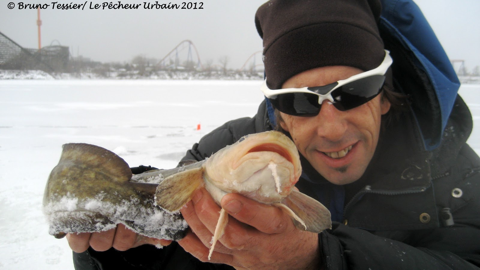 Ekaterinbourg le site la pêche les magasins