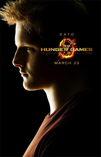 The Hunger Games character poster Cato Alexander Ludwig