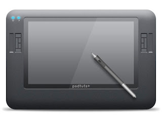 Create the icon of the tablet