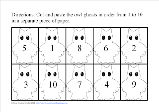 math worksheet : hopkins  hoppin  happenings kindergarten math centers : Halloween Math Worksheets For Kindergarten