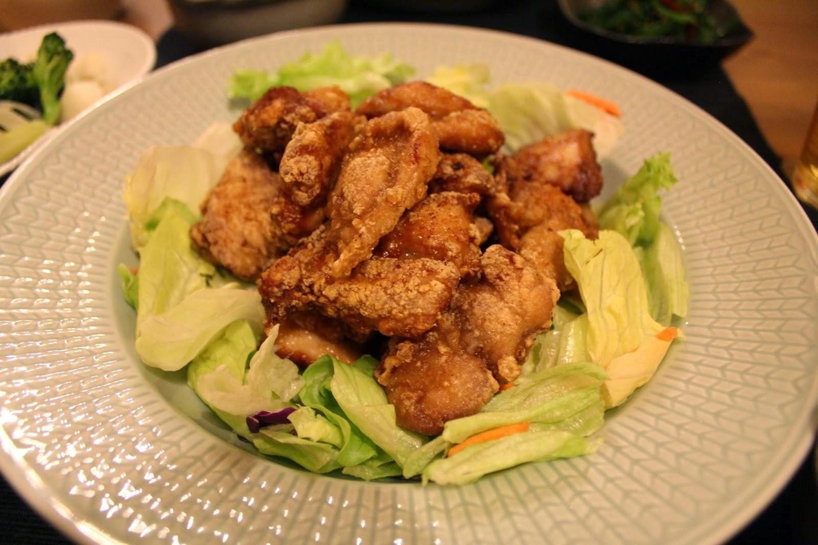 Pollo con Col