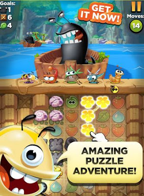 Download Game Best Fiends v2.5.0 APK