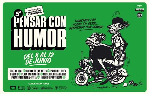 Grilla: festival del Humor Cordobez Pensemos con humor 2011