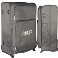 Buy Aristocrat Polyester 64 cms Grey Soft Sided Suitcase at Rs. 2316, 74 cms at Rs.2796 : BuyToEarn