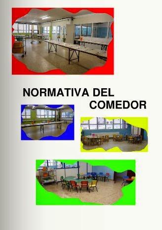 Bibliotxoko Normativa Del Comedor Escolar Deustuko Eskola