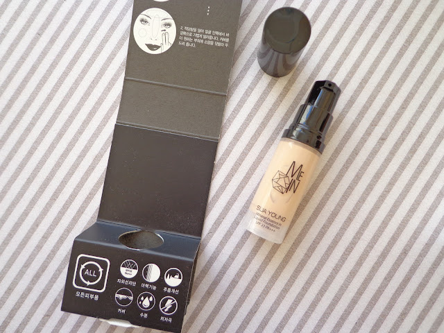 Mein Sua Young Mineral Essence In Foundation