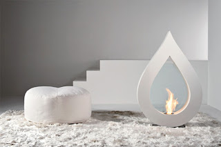 Innovative Fireplace Designs