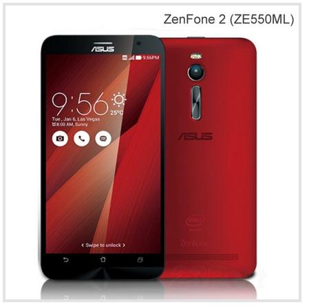 Harga dan Spesifikasi Asus Zenfone 2 Bulan 2 Mei 2015