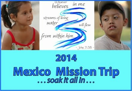 Mexico Mission 2014