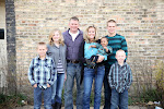 Klaasen Family of 7