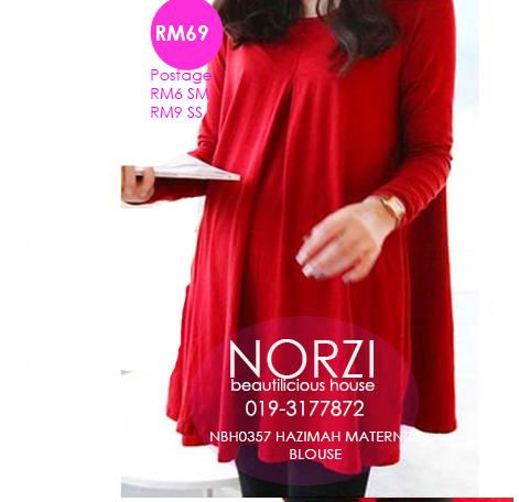 maternity blouse murah (19) blouse murah (18) blaus terkini (3) blouse ...