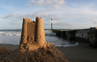 My Fhotography, Tim Norris, Photography, Bournemouth, Beach, Sandcastle, Sand, Workshops, Creative, Retreat