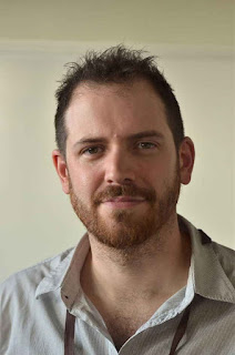 El escritor Joe Abercrombie, autor de Medio Rey