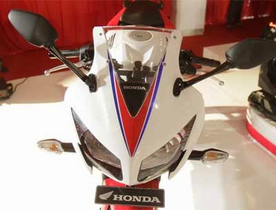 Gambar foto All New Honda CBR150R