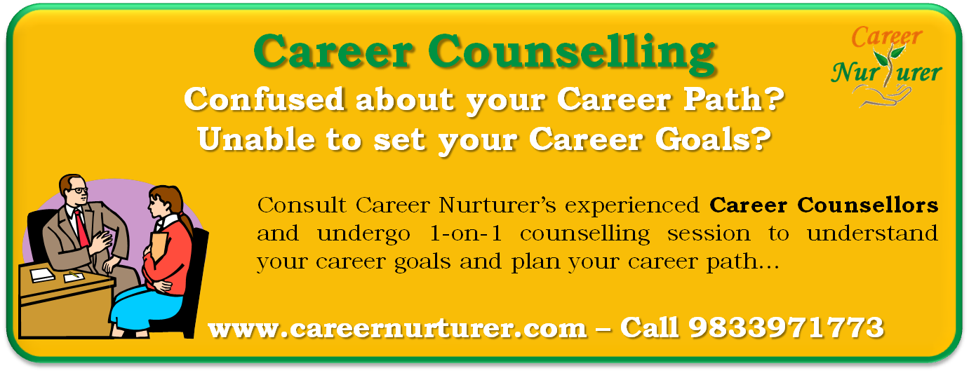 Aptitude Test for Career Counselling