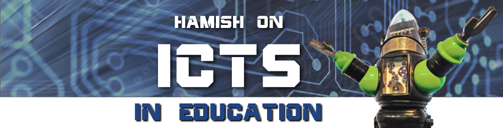 Hamish on ICTs in Education