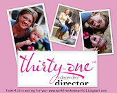 Blog Coordinator-and Founding Consultant for Thirty-One Gifts