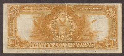 US Philippines currency money 20 Peso