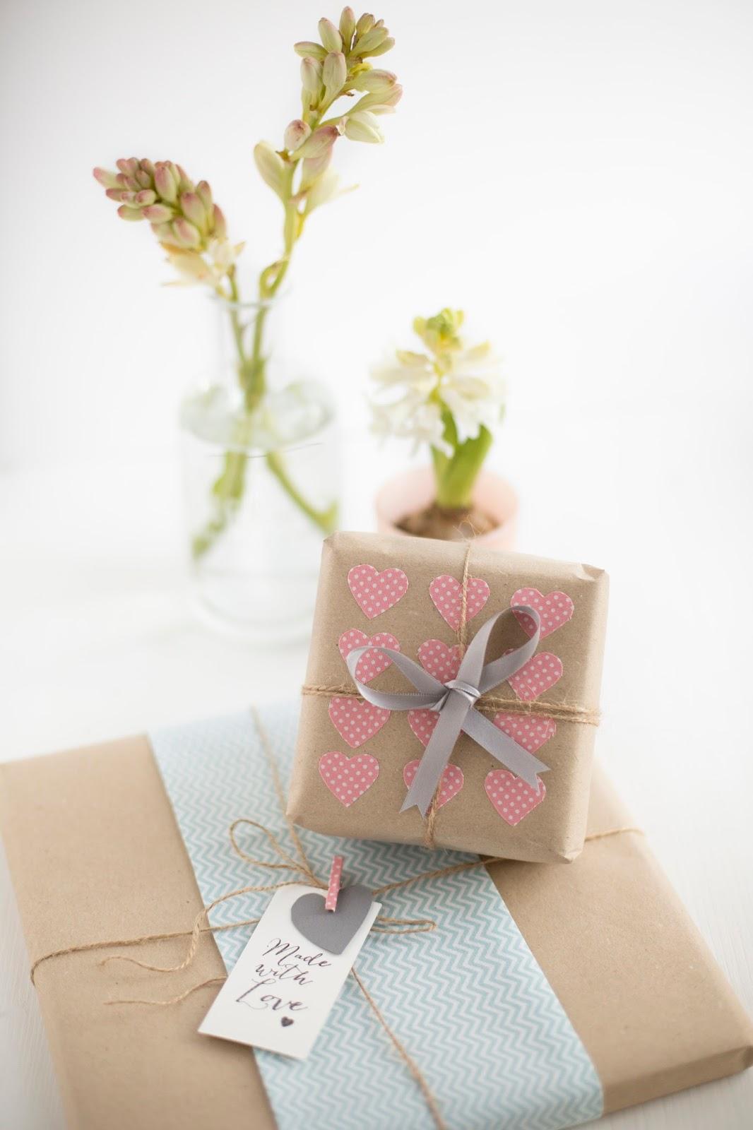 Valentine Special - DIY Geschenkverpackung