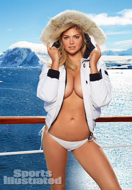 Kate Upton - Sports Illustrated 2013 Swimsuit Issue