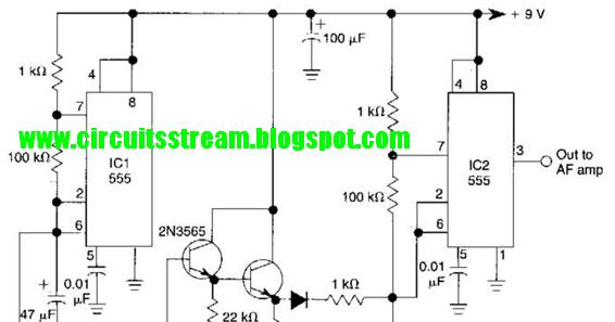 simple siren alarm wiring diagram schematic diy rh supplycircuit blogspot com High Voltage Amplifier Circuit Amplifier Circuit Board