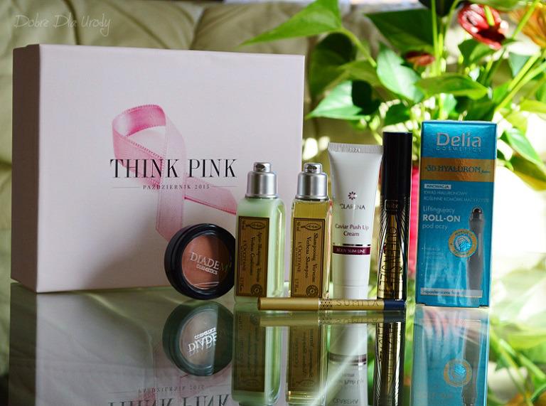 THINK PINK - ShinyBox