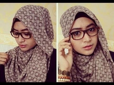 Cara Sederhana Tampil Elegan dengan Hijab
