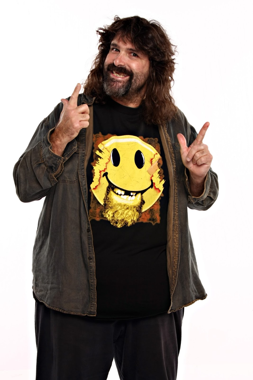 mick foley an american everyman