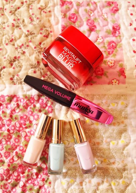 Novedades L'Oréal Primavera 2014