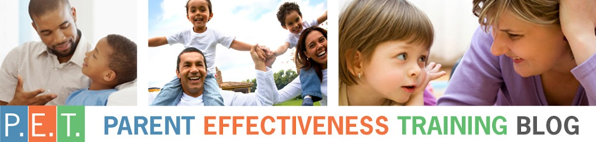 Parent Effectiveness Training: The Blog