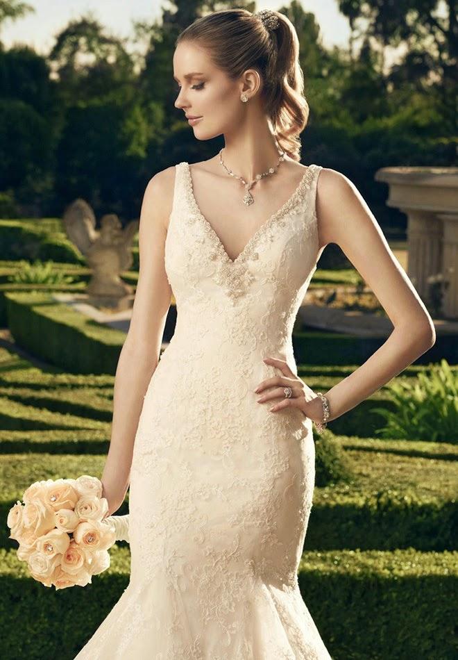 Casablanca Wedding Gown 48 Unique