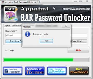download rar password unlocker for pc full version