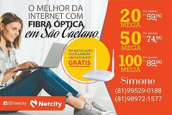 Apoio NETCITY