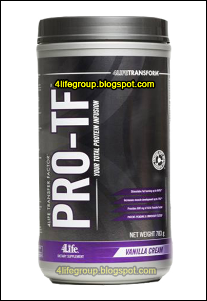 foto 4Life Transfer Factor PRO-TF Protein