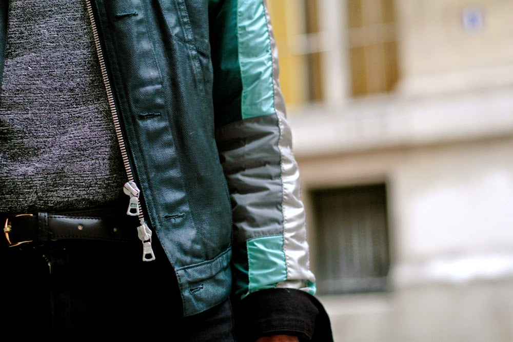 Dries van noten jacket - blog mode homme