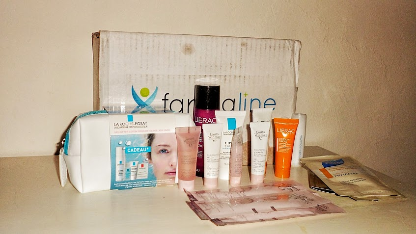 FARMALINE ESTORE: La Roche Posay, Lierac, Phyto and More.