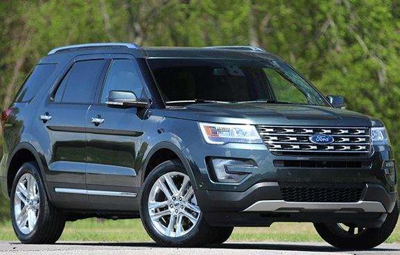 2016 Ford Explorer SUV Specs, Review, Price