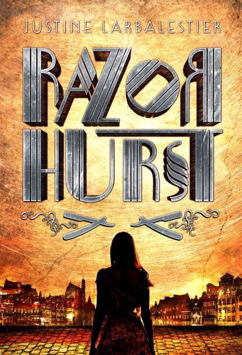razorhurst by justine larbalestier book cover