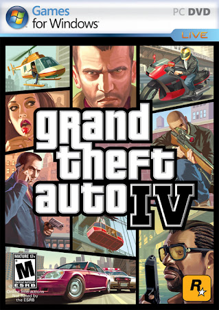 Grand Theft Auto IV AGB Golden Team