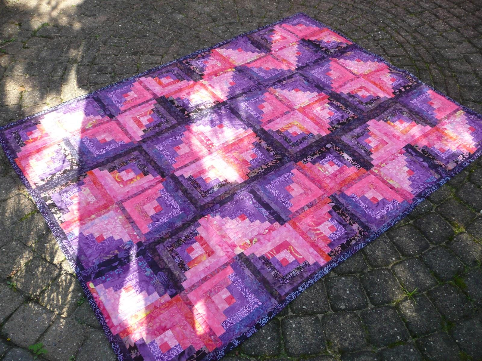 Mijn quilt avontuur marina 39 s quilts for Quilt maken met naaimachine