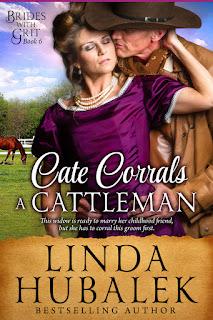 Cate Corrals a Cattleman by Linda K. Hubalek