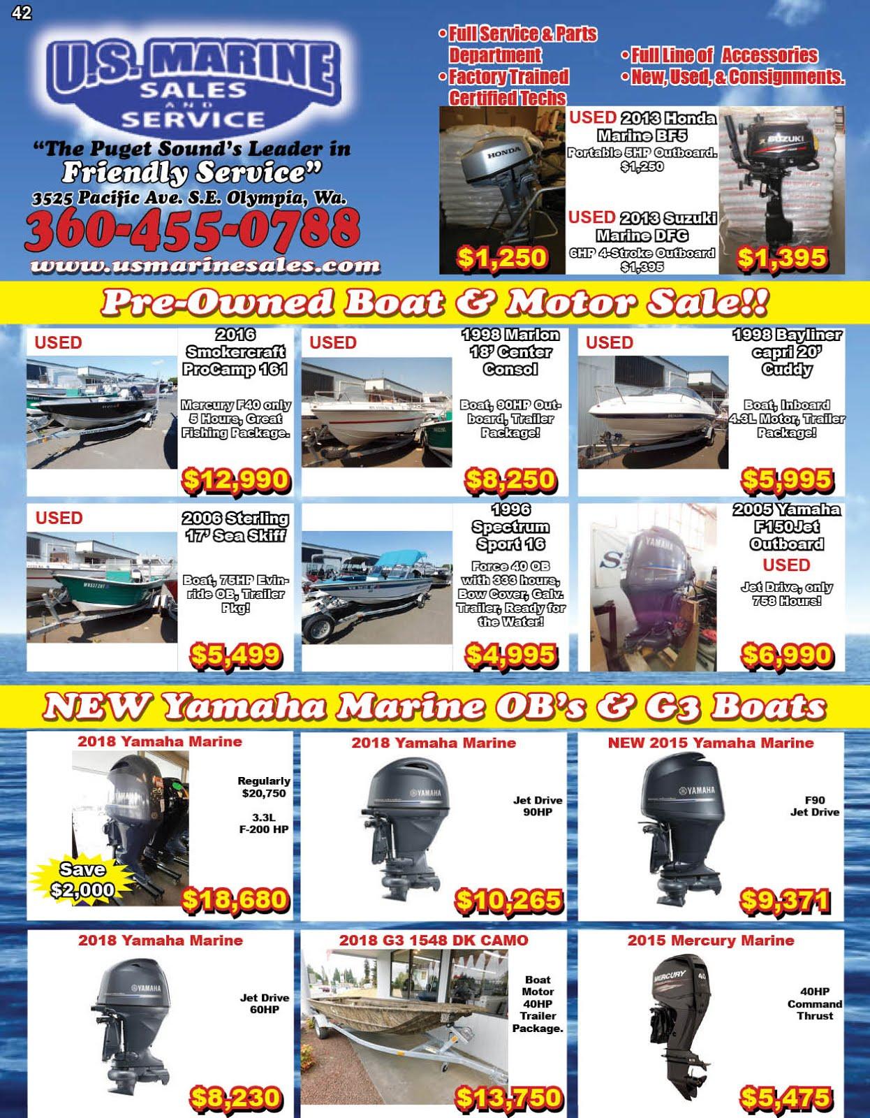 US Marine Sales & Service