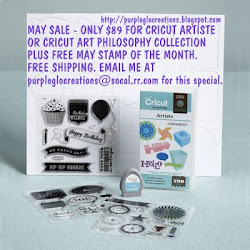 Cricut Collections - May Special - $89 with FREE SOTM and FREE SHIPPING!!