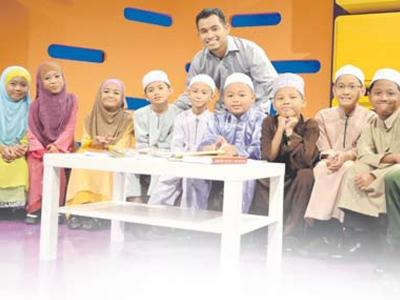 Malaysia, Berita, Gossip, Selebriti, Artis Malaysia, Hayati, bacaan, Al-Quran, menerusi, Qari junior