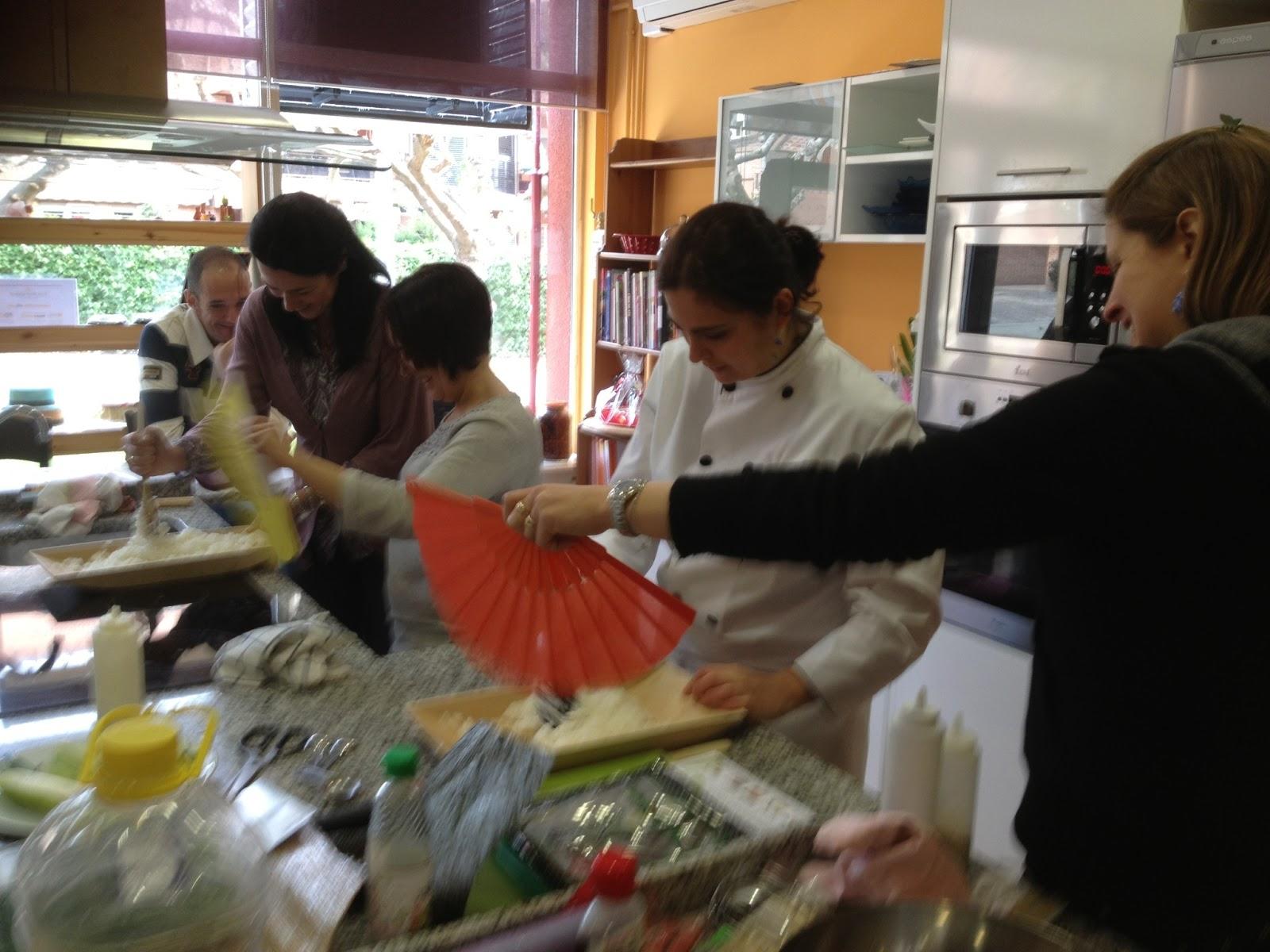 Gastronom a los naranjos febrero 2013 - Curso de cocina madrid principiantes ...